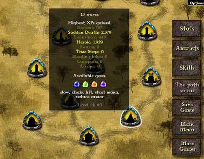 Gemcraft Chapter 0 Map 3