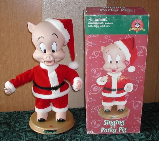 File:Animated Christmas porky pig figure.jpg