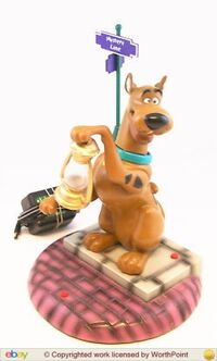 SCOOBY-DOO TALKING NIGHT LIGHT ANIMATED DEAL
