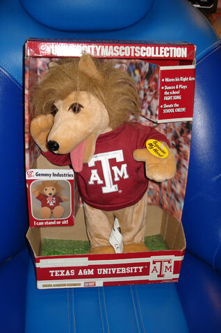 File:Gemmy Texas A&M university mascot.JPG