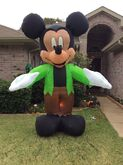 Gemmy inflatable mickey mouse as monster