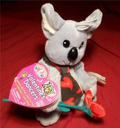 Gemmy valentine dancers mouse