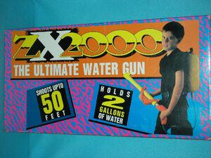 ZX 2000 water gun