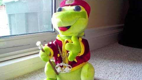 Frogz video