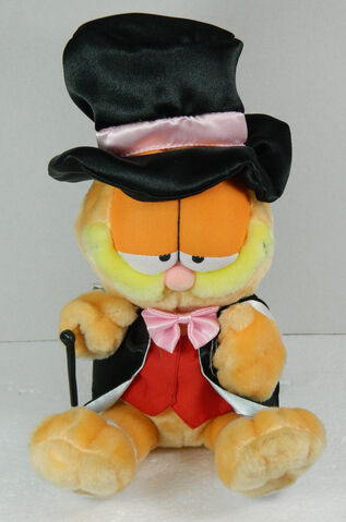 File:Singing dancing tuxedo Garfield swings cane sings Rag Time Girl.jpg