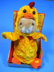Dancing hamster-Chick