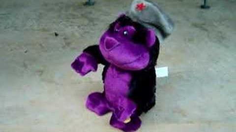 Der Kommissar Monkey
