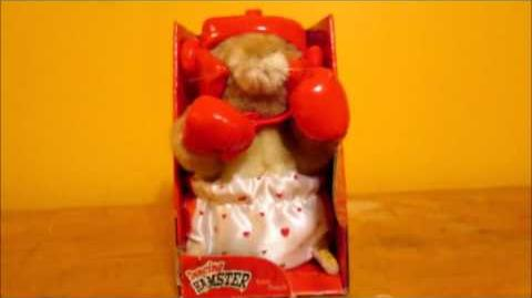 Dancing Hamster - Love Punch