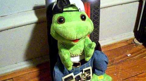 Good Vibrations Frogz