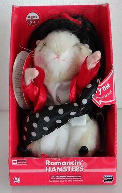 Dancing Hamsters-Didi