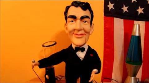 Gemmy - Dean Martin Animated Figure