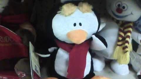 Gemmy expressions of joy penguin-0