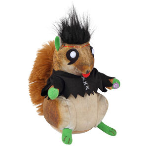 Gemmy Animated Dancing Zombie Squirrel Halloween Decoration