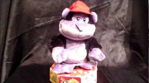 Gemmy Movin Monkey