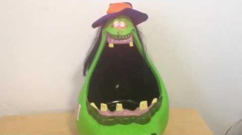 Big Mouth Candy Bowl