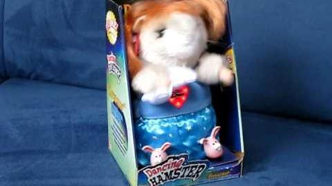 "Dancing Hamster Collection DREAMER ""Dream A Little Dream"""