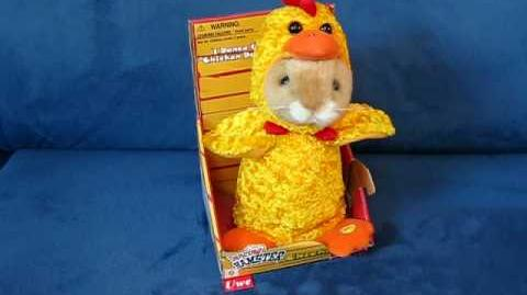 """Dancing Hamster Collection CHICK """"Chicken Dance"""""""