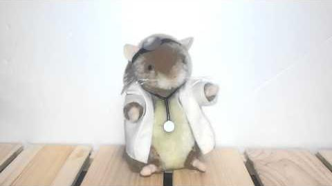 Gemmy2002 Dancing Hamster 「DOC」