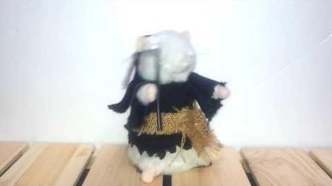 Gemmy2003 Dancing Hamster 「GRIM」