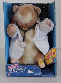 Dancing Hamsters-Doc