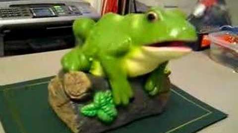 My Singing Frog-1436038980