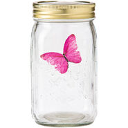 Butterfly Collection-Pink Morpho