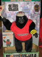 Dancing husker gorilla (In box)