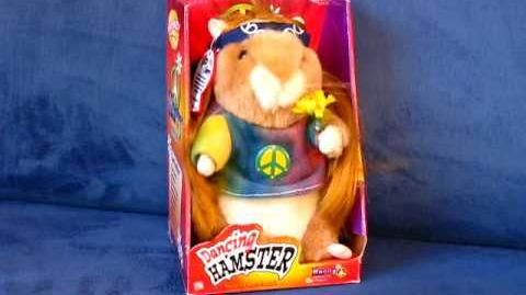 """Dancing Hamster Collection HARRY """"San Francisco"""""""