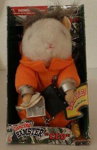 Dancing Hamsters-CEO