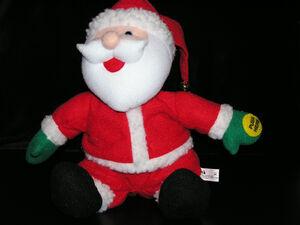 Jingle bell rock singing santa