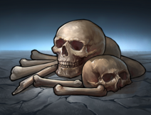 Spell Bone Naga