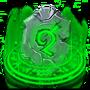 Stone Runic Green