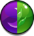 Gem Purple Green