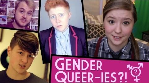 Got Gender Queer-ies? (Part 2) The ABC's of LGBT