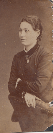 Pedersen-Sophie Norway 1900 circa possibly identified