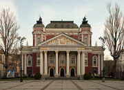 IvanVazov National Theatre 7