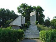 Monument in Treznea, Salaj County-1