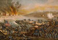 Battle of Fredericksburg 1862 Dec 13