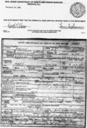 Burke-MaryMargaret 1949 death certificate