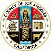 Los Angeles County, California seal