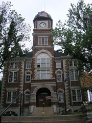 Nicholas County Kentucky Courthouse