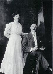 Joe and Emma Bock Berard