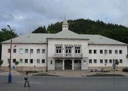 Krompachy City hall.jpg