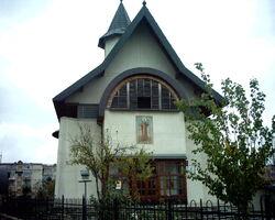Biserica Sf Andrei din Burdujeni