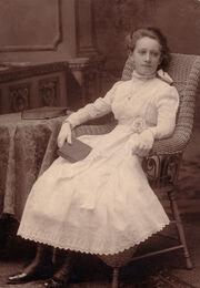 Winblad-MariaElizabeth 1909 confirmation 2a