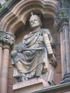 William I, Lichfield Cathedral.jpg