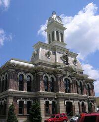 Scott county kentucky courthouse