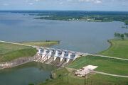 USACE Navarro Mills Lake and Dam