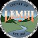 Lemhi County, Idaho seal