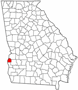 Quitman County Georgia